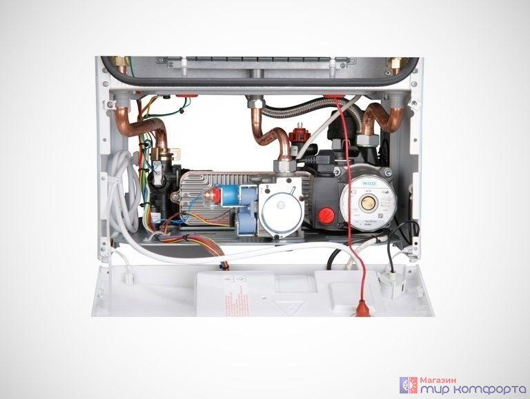 Настенный газовый котел Bosch WBN 6000-35C