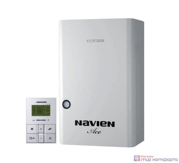 Котёл газовый камера открытая, Navien ACE-24AN 2-ух контр, 24 квт