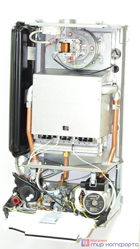 Настенный газовый котел Protherm Ягуар 24 JTV