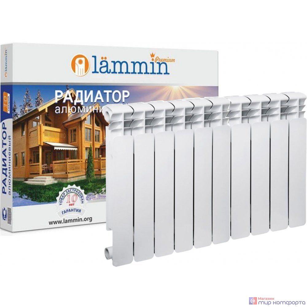 Радиатор алюм. PREMIUM AL500-80- (Lammin)
